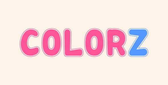 Colorz - Html5 Mobile Game - android & ios