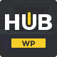 Hub Magazine WordPress theme - ThemeForest Item for Sale