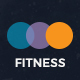 Fitness - Gym & Yoga WordPress Theme - ThemeForest Item for Sale