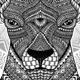 Zentangle Deer Illustration - GraphicRiver Item for Sale