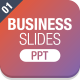 Business Powerpoint Template 001 - GraphicRiver Item for Sale
