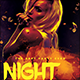 Night Fusion Party Flyer - GraphicRiver Item for Sale