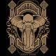 Loxodonta Africana T-Shirt - GraphicRiver Item for Sale