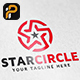 Star Circle Logo - GraphicRiver Item for Sale