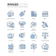 Line Images Icons - GraphicRiver Item for Sale
