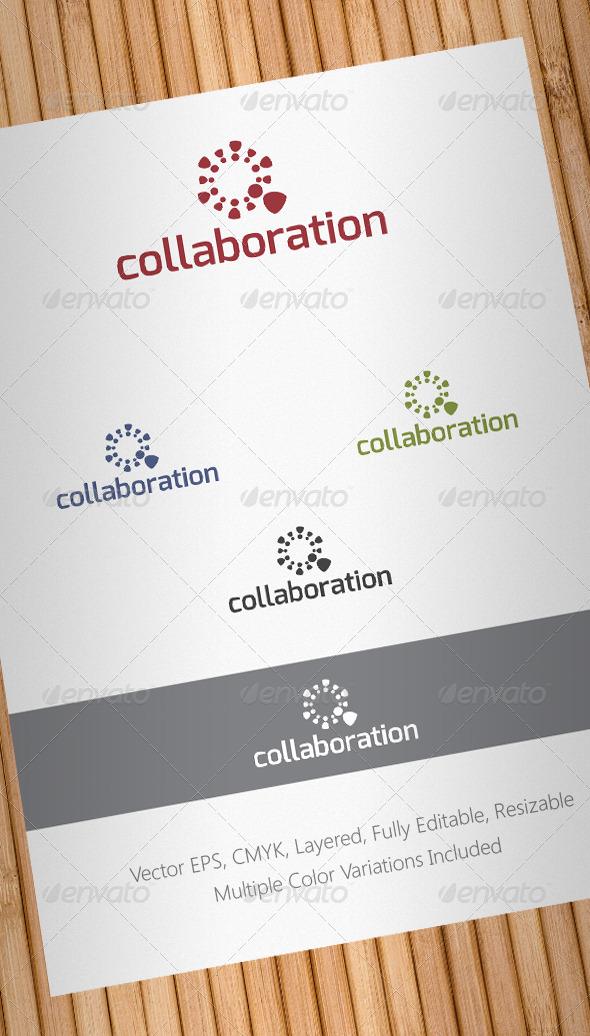 Collaboration Logo Template