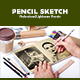 Pencil Sketch Pro Lightroom Presets - GraphicRiver Item for Sale