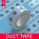 Duct Tape Mock-up vol. 3 - GraphicRiver Item for Sale