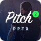 Pitch Vol.2 - Modern Powerpoint Template - GraphicRiver Item for Sale