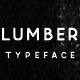 Lumber Typeface - GraphicRiver Item for Sale