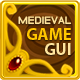 Medieval Game GUI Pack - GraphicRiver Item for Sale
