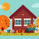 Autumn Garden - GraphicRiver Item for Sale