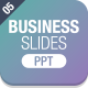 Business Powerpoint Template 005 - GraphicRiver Item for Sale