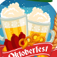 Set of Oktoberfest Posters - GraphicRiver Item for Sale
