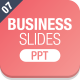 Business Powerpoint Template 007 - GraphicRiver Item for Sale
