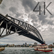 Boats Under Sydney Harbour Bridge 1 - VideoHive Item for Sale