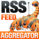 RSS Aggregator - Niche Content RSS Site Builder - CodeCanyon Item for Sale