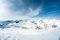 modern ski resort - PhotoDune Item for Sale