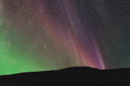 colorful northern lights over the horizon - PhotoDune Item for Sale