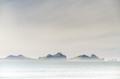 tiny islands in the fog - PhotoDune Item for Sale