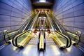 futuristic interior of metro station - PhotoDune Item for Sale