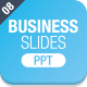 Business Powerpoint Template 008 - GraphicRiver Item for Sale