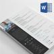 Clean Resume/CV-V17 - GraphicRiver Item for Sale