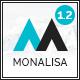 Monalisa - Creative Multipurpose WordPress Theme - ThemeForest Item for Sale