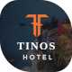 Tinos - Premium Booking Hotel PSD Template - ThemeForest Item for Sale