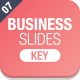 Business Keynote Template 007 - GraphicRiver Item for Sale