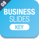 Business Keynote Template 008 - GraphicRiver Item for Sale