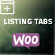 Listing Tabs - Responsive WooCommerce Tab Plugin - CodeCanyon Item for Sale