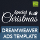 Special Christmas Dreamweaver Ads - CodeCanyon Item for Sale