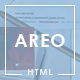 Areo - Responsive Multipurpose HTML Template - ThemeForest Item for Sale