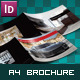 Modern, Interior And Moto A4 Brochures - GraphicRiver Item for Sale