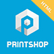 Printshop - Responsive HTML Printing Template - ThemeForest Item for Sale