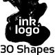 Clean Ink Logo Reveal - VideoHive Item for Sale