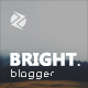 BrightEyes: A Non-Cluttered, Responsive Magazine Theme for Blogger - ThemeForest Item for Sale