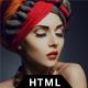 Angel - Responsive Model Agency Website Template - ThemeForest Item for Sale