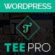 TEEPRO - Woocommerce Custom T-Shirt Designer WordPress Theme - ThemeForest Item for Sale