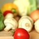Fresh Colorful Vegetables On a Wooden Board - VideoHive Item for Sale