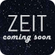 ZEIT - Multipurpose Coming Soon Template - ThemeForest Item for Sale