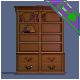 Bookshelf - 3DOcean Item for Sale
