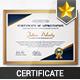 Modern Multipurpose Certificates - GraphicRiver Item for Sale