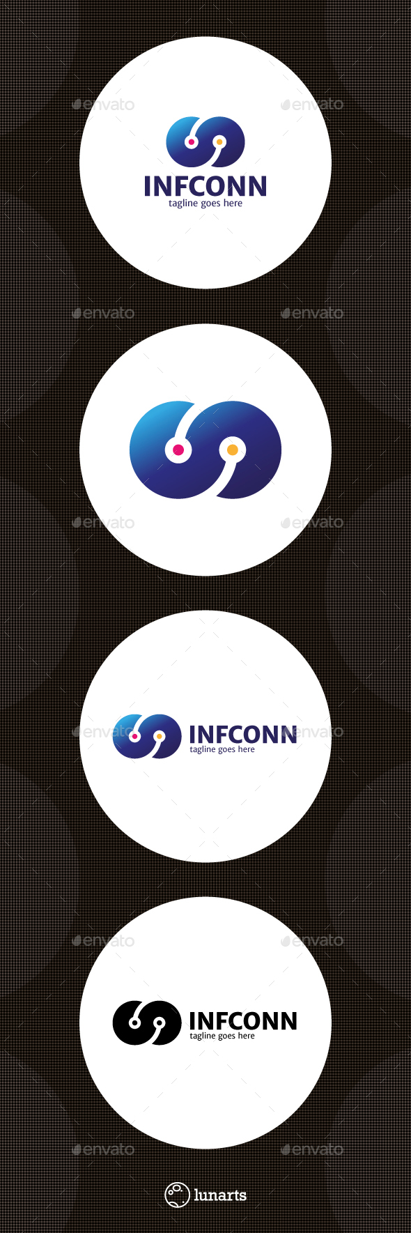 Infinity Connection Logo