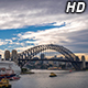 Sydney Harbour Bridge Ferry Traffic 1 - VideoHive Item for Sale