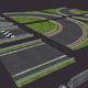 Modular Race Track - 3DOcean Item for Sale