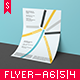 Flyer A6 / A5 / A4 Mock-up - GraphicRiver Item for Sale