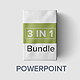 3 in 1 Powerpoint Presentation Bundle - GraphicRiver Item for Sale
