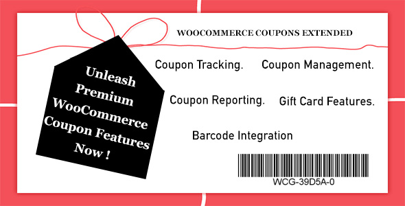 WooCommerce Coupons Extended